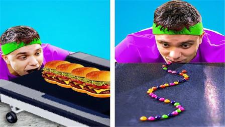 健身房偷吃零食小妙招?老外们各出奇招,全程都爆笑连连