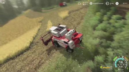 喂养奶牛-蒂罗尔阿尔卑斯山-模拟农场19-第10集