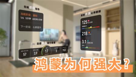 华为鸿蒙2.0有什么用?与iOS安卓比有何优势?米家不也可以互联?