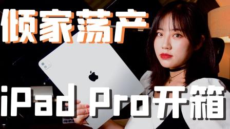 为买iPad Pro倾家荡产,结果还是压了泡面——iPad