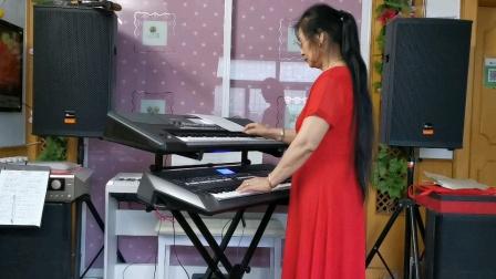 《母亲》双电孑琴演奏2021.6.3.