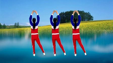 健身操跟跳版《姐就是女王dj》简单易学适合大众