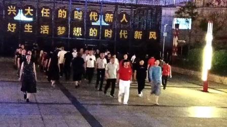 商丘夜白云艺术团210603