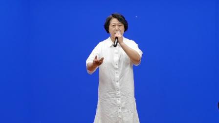 崔晓红演唱豫剧【穆桂英挂帅★我未开言来心如焚】