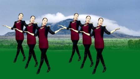 网红情歌《你比春天还美丽》时尚32步 附教学