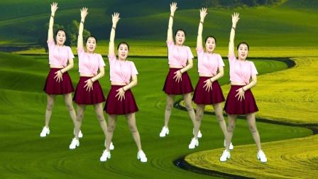 时尚弹跳32步《等不到的爱》动感活力附教学