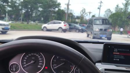 开车致命盲区,新手司机多看看,关键时刻能救命