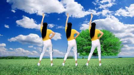 一起跳健身操吧,每天练习10分钟,延缓衰老