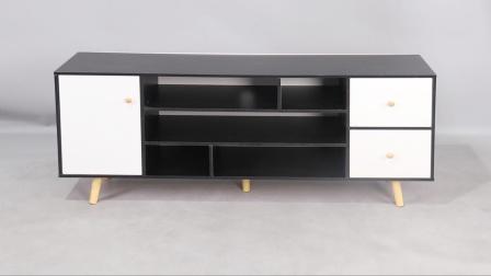 DSG0025K1N84电视柜安装视频