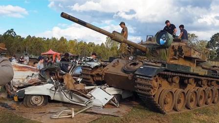 HE 坦克盛会 :Tank Ride 2019.6.23