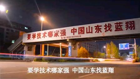 【中国大陆广告】山东蓝翔技师学院2021年选择篇5秒