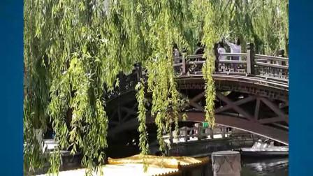 竖版短视频《济南环城公园的桥——白石桥》