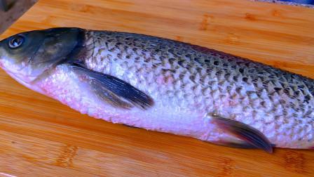 天热了,多吃鱼,老做法教会你,一次做1条,比红烧还好吃