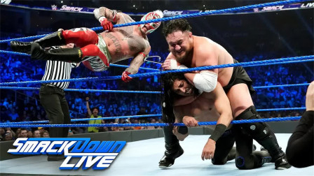 WWE的高飞天才神秘人雷尔身高不足一米7,他是如何对抗那些肌肉壮汉的