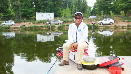 钓鱼如何少切线?听完钓鱼高手的说法,我突然悟出了护线的核心