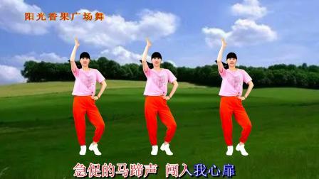动听情歌广场舞《情歌飞飞》DJ版32步,动感时尚又好看!