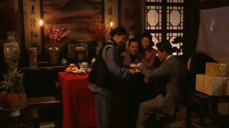 金粉世家:大年三十,燕西陪清秋回娘家,这样的爱情太美好了
