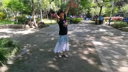 (46)广场舞《来跳舞》篮球公园。徐淡吟老师🌹🌴💄💐