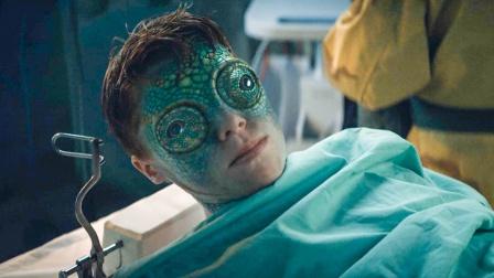 末日病毒爆发,人类感染发生变异,竟生出各种奇怪的新物种