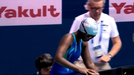 中游体育:50米自由泳比赛需要换气吗 换几次