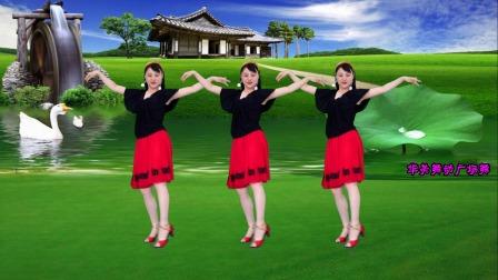 广场舞《流泪的飞蛾》演唱:孙艺琪,歌曲好听舞蹈好看