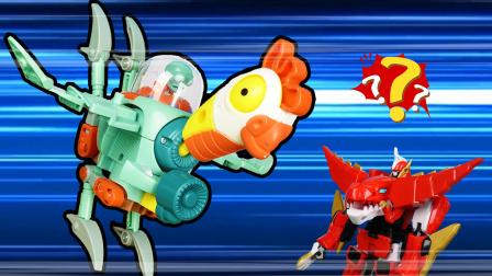 博士的新发明僵尸鸡守护者,霸王龙能打败他吗