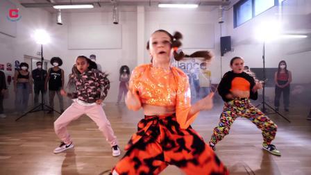 青少年有氧健身舞蹈 编舞健身课