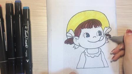 今天我们来画不二家的小可爱~(上)