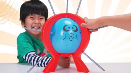 扎气球挑战!来玩可爱的气球