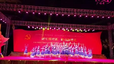 藏族舞蹈《哈达》舞台表演版