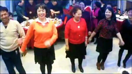 阿干镇78届老同学聚会:震撼着亿万人童年记忆的第五套广播体操,充满激昂豪气,你还会做吗?