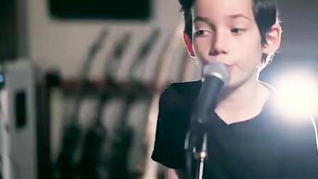 10后小小少年唱出原唱的感觉,未来乐坛的希望之花