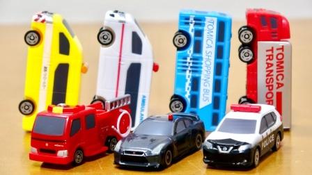 汽车玩具开箱试玩:超多惊喜蛋里面藏着什么车子?快打开看看吧