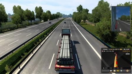 欧卡2:第2期 郑州开往许昌的卡车,有没有偶遇的小伙伴