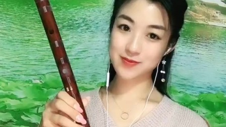 《念亲恩》笛子演奏,bE调一节瑾儿乐坊专业精品笛子