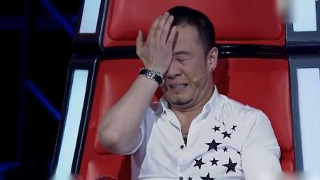 《好声音》欠他一个冠军!男子撕心裂肺唱完这首歌,杨坤哭成泪人