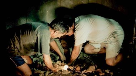 7名囚犯挖地道越狱,哪料监狱地下埋着恐怖东西,被吓坏了