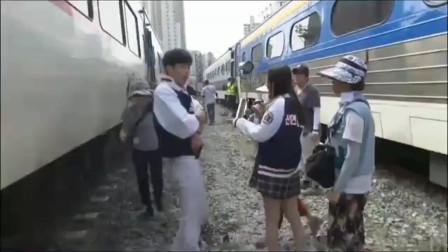 釜山行花絮:调皮的向导演邀功博同情,但导演视而不见