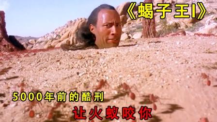 《蝎子王》:暴君用4条毒蛇检验女巫清白,却招来灭国之灾