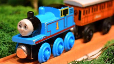 托马斯和朋友玩具小火车,玩转托马斯认识托马斯小火车。