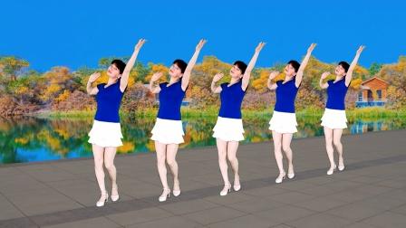 一支《今夜舞起来》简单又欢乐,适合大众健身锻炼