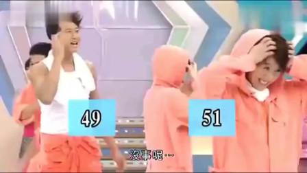 奖门人:洪天明被泼杨枝甘露,杨枝从鼻子里面出来,太搞笑了