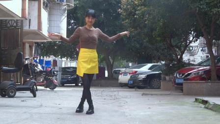 永东玲子广场舞  和为贵幺妹生的乖
