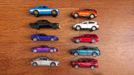 工程车汽车益智玩具游戏,有超级多的玩具车,你最喜欢哪一辆呢?