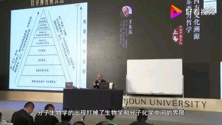 """王东岳""""递弱代偿""""原理总概括"""