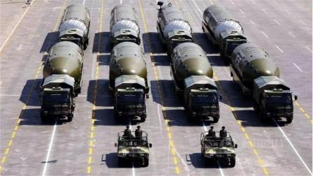 """为""""摊牌""""做准备,胡锡进再呼吁扩核,核弹够多中美才能平等对话"""