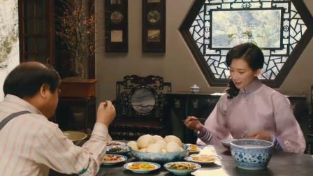 道士下山:民国有钱人伙食真好,就是普通早餐,就好几个菜!