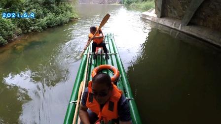丹凤县保定村水上乐园。