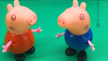 乔治和小羊苏西闹别扭,佩奇这样教育乔治!
