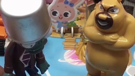 少儿玩具:僵尸想给小鬼办生日派对